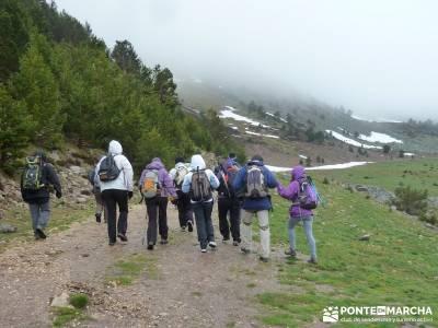 Lagunas de Neila;mochila senderismo;ruta senderismo madrid;rutas sierra madrid